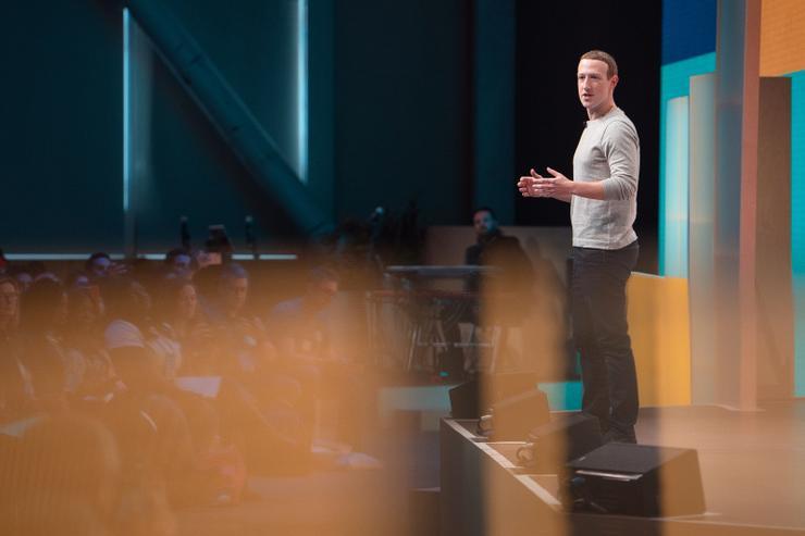 Mark Zuckerberg (Facebook)
