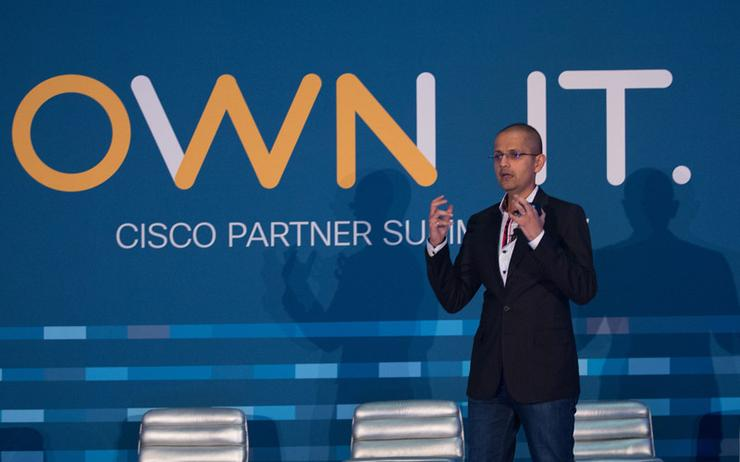 Nirav Sheth - VP of partner solutions, architectures and engineering, Cisco