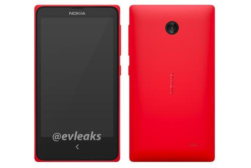 "A new image depicting an ""engineering prototype"" of the Nokia Android device codenamed ""Normandy"" surfaced over the weekend."