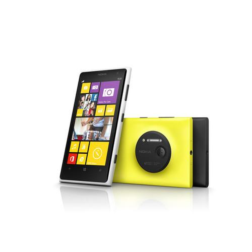 Nokia's Lumia 1020, featuring a 41-Megapixel PureView camera.
