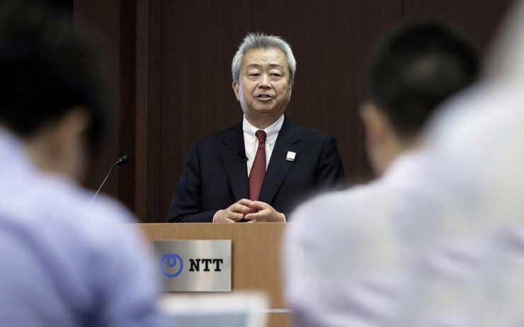Jun Sawada (NTT Inc)