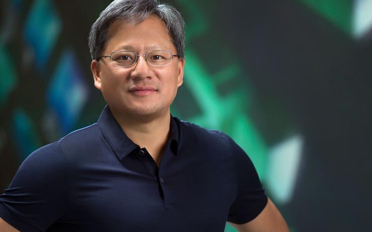 Jensen Huang (Nvidia)