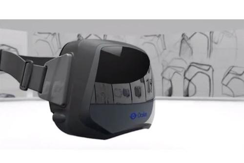 Oculus Rift virtual reality hardware