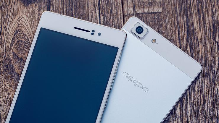 The Oppo R5