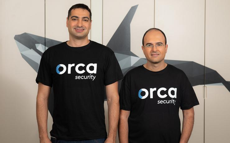 Gil Geron and Avi Shua (Orca Security)