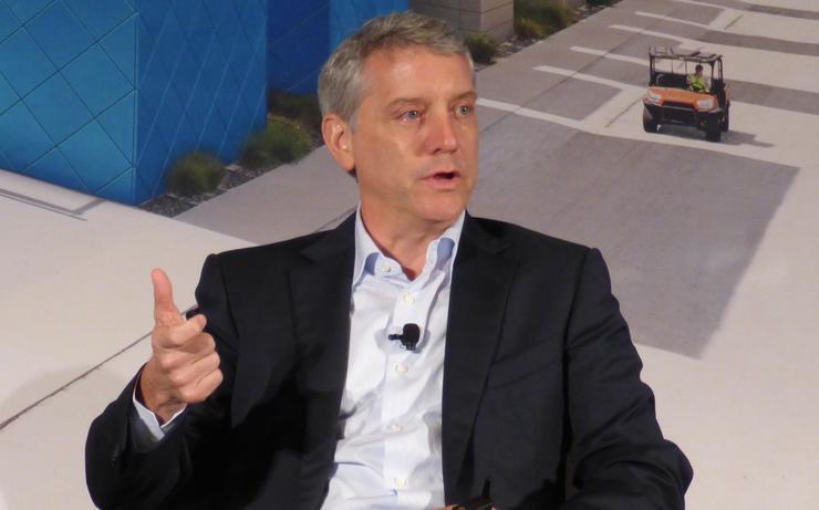 NetApp APAC president, Rick Scurfield