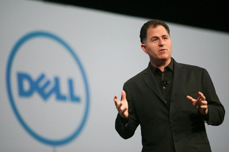 Michael Dell (CEO, Dell Technologies)