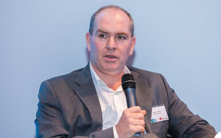 Patrick Aronson (Westcon-Comstor)
