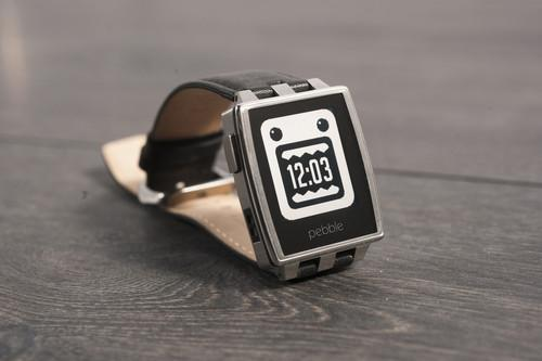 Pebble can be your gateway smartwatch