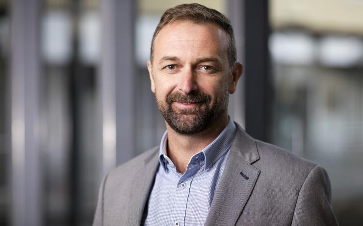 IXUP CEO Peter Leihn