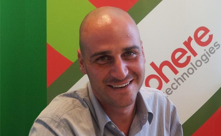 Peter Phokos, Hemisphere Technologies, managing director