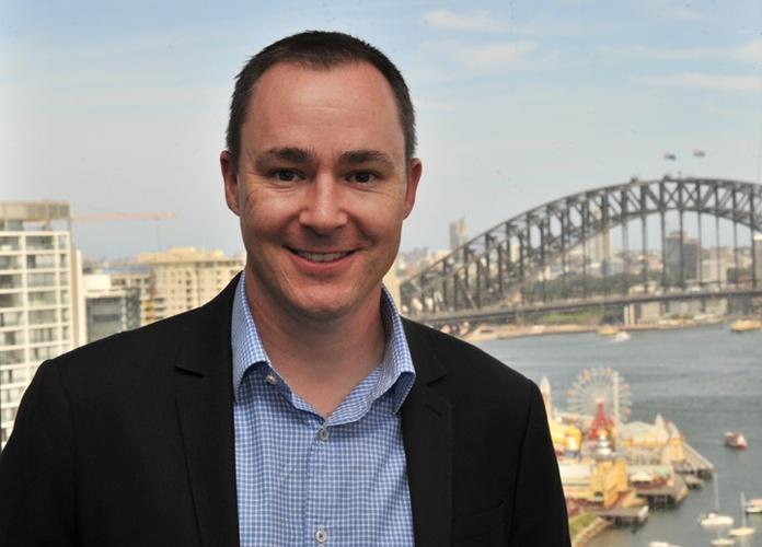 Phil Goldie - Director of Partner Business, Microsoft Australia