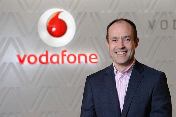 Vodafone Australia CEO Inaki Berroeta,