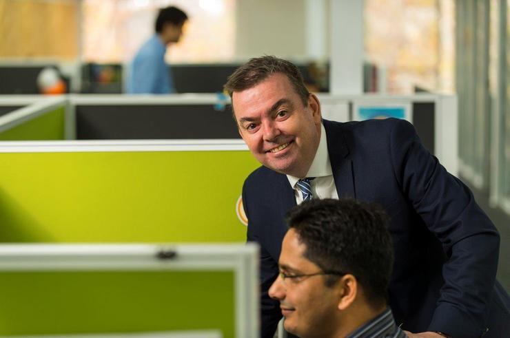 PrimeQ CEO, Andrew McAdams (PrimeQ)