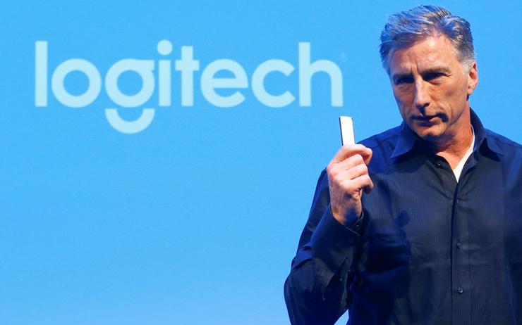 Bracken Darrell - CEO, Logitech