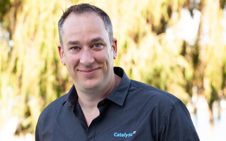 Rick Goody (Catalytic IT)