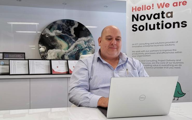 Rinaldo De Paolis (Novata Solutions)