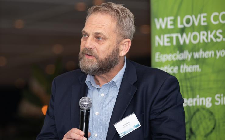 Rob Kingma (ICT Networks)