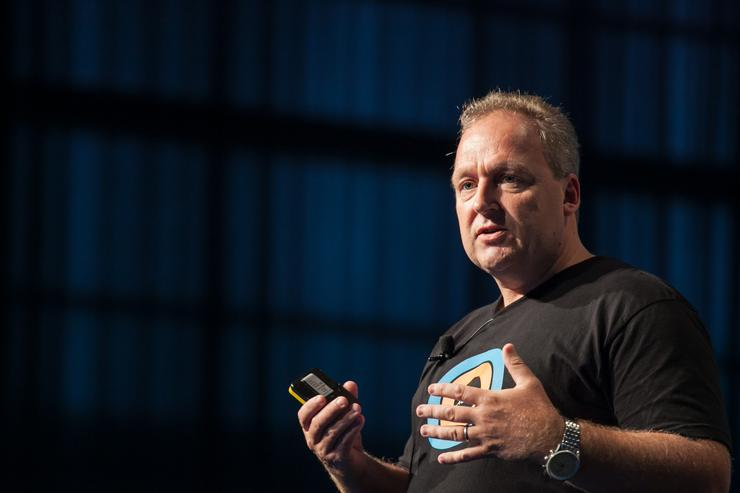 Rod Drury - CEO, Xero