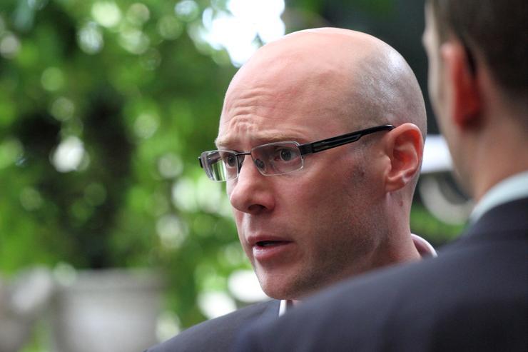 Webroot former APAC managing director, Crispin Kerr.