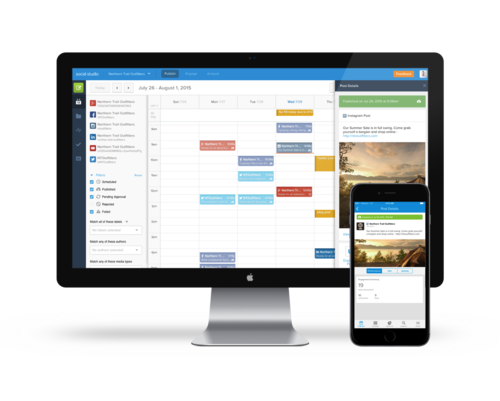Salesforce's Marketing Cloud now offers Instagram integration.