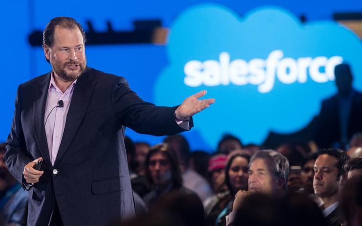 Marc Benioff (Salesforce)