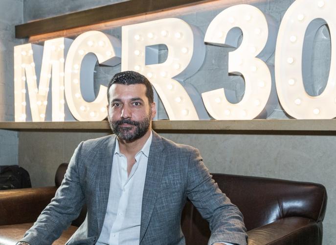 MCR IT CEO, Sam Vakili