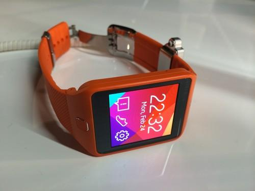 Samsung's Galaxy Gear 2