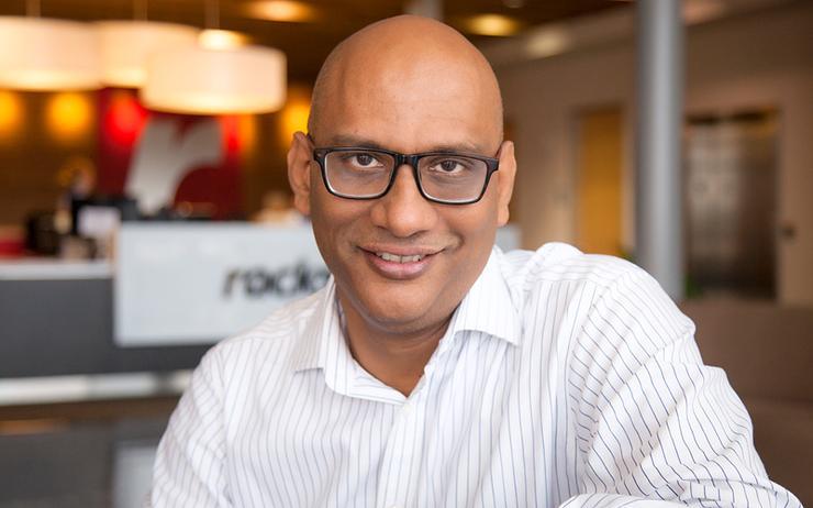 Sandeep Bhargava (Rackspace)