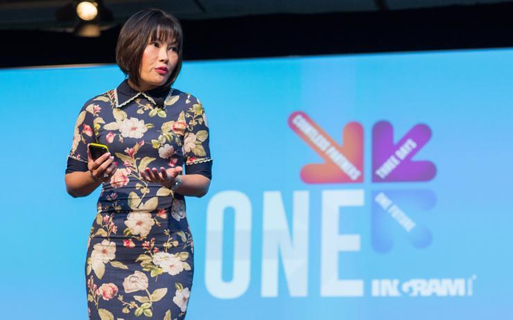 Sandra Ng (IDC)