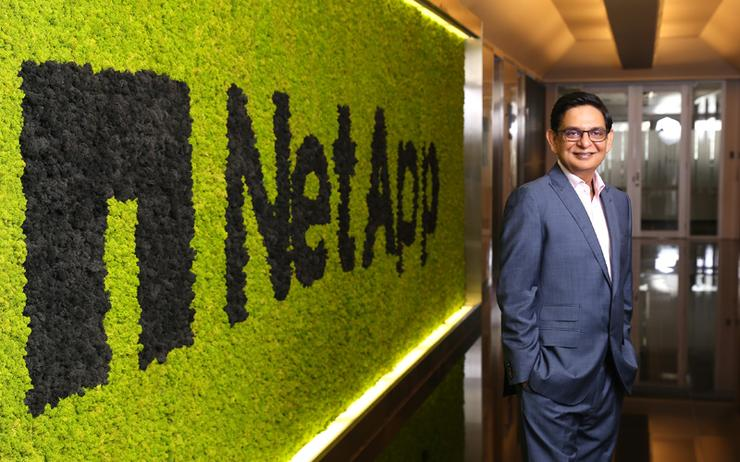 Sanjay Rohatgi (NetApp)