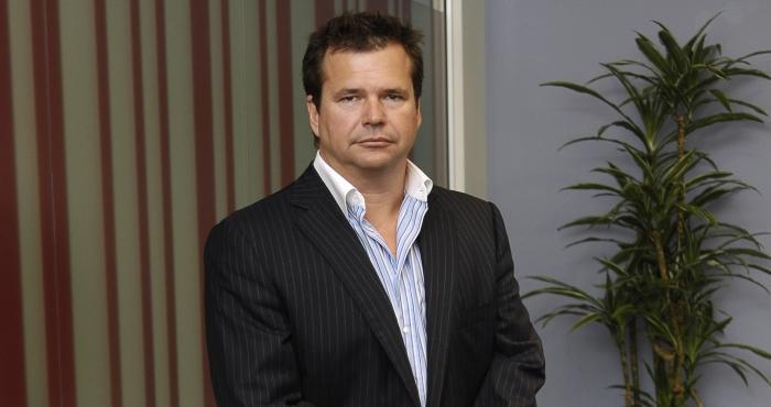 Distribution Central CEO, Scott Frew.