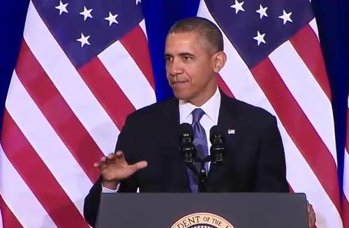 U.S. President Barack Obama proposes changes to National Security Agency surveillance programs.