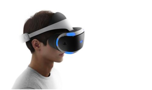 The latest version of Sony's Project Morpheus gaming headset sports a 5.7-inch, 1920 x 1080 OLED display that provides a 100-degree field of view, designed for a more immersive experience.