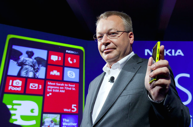 Stephen Elop - Group Executive, Technology, Innovation and Strategy, Telstra