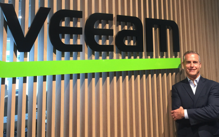 Peter McKay (Veeam)