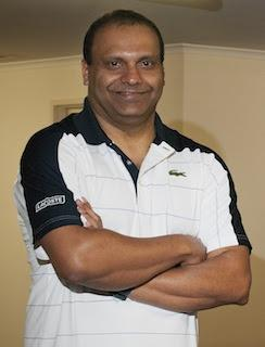 PCRange founder and chief executive, Raaj Menon