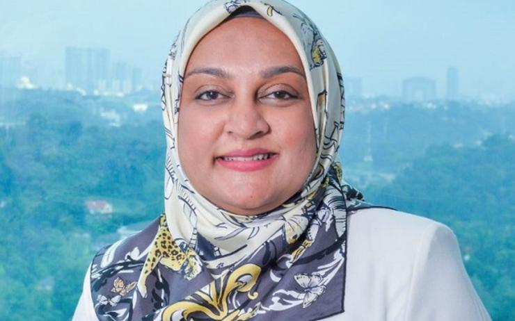 Shahira Ahmed Bazari (Yayasan Hasanah)