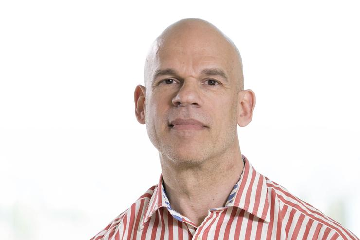 Former Digital Transformation Office CEO, Paul Shetler
