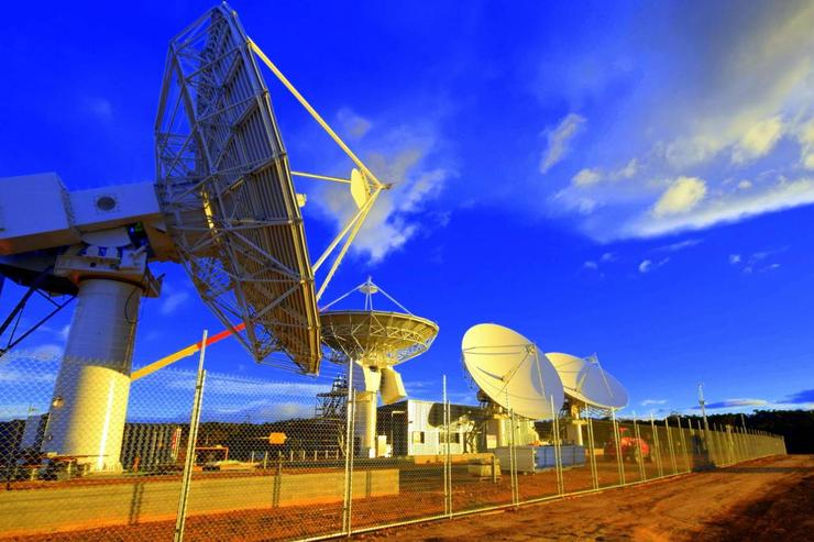 NBN Co satellite ground station