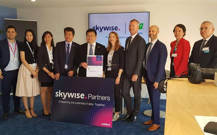 FPT Software and Airbus sign agreement on the sidelines of the 53rd Paris Airshow