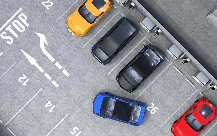 smart parkling
