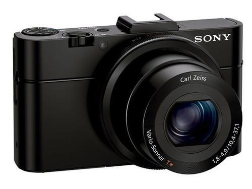 Sony's Cyber-shot RX100 II