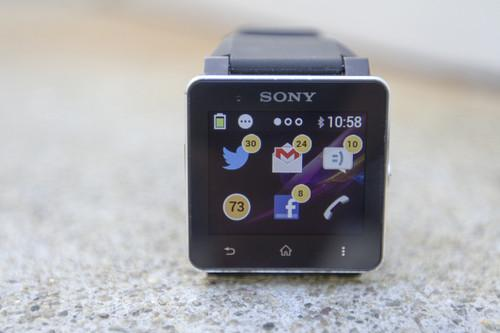 Sony's SmartWatch 2