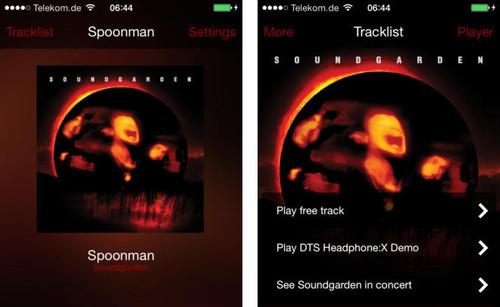 Soundgarden and its label,  Universal Music Enterprises, have joined up with DTS to release a DTS Headphone:X (HP) mix of Soundgarden's Superunknown album, which originally came out two decades ago.