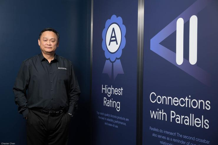 Steve Goh - Vice President of Sales for Asia-Pacific, Acronis