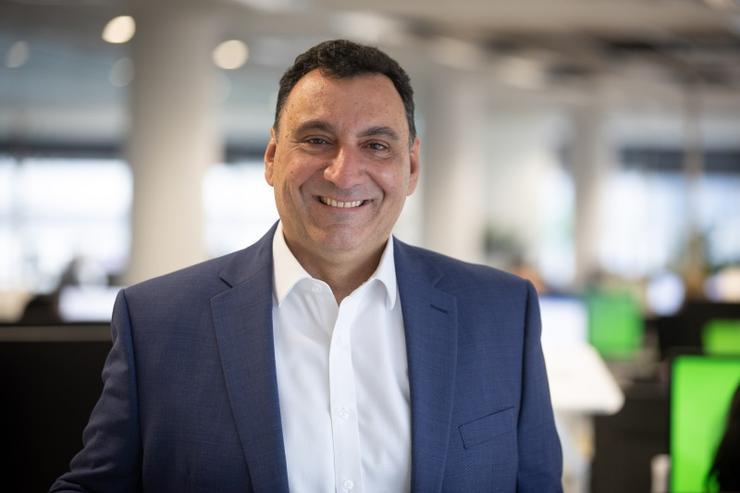 NTT Australia CEO, Steve Nola.
