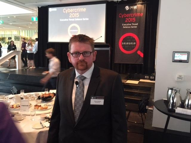 Interpol digital crime officer national cyber review management, Steve Honiss
