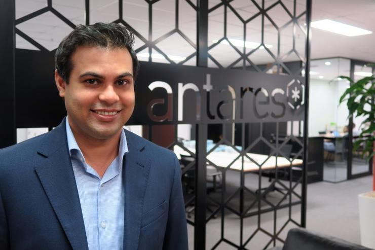 Sulabh Jain (Antares Solutions)