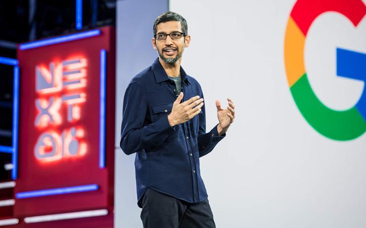 Sundar Pichai (Google)